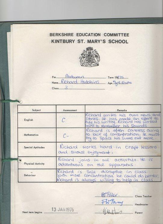 richard-school-report-autum-1975-kintbury