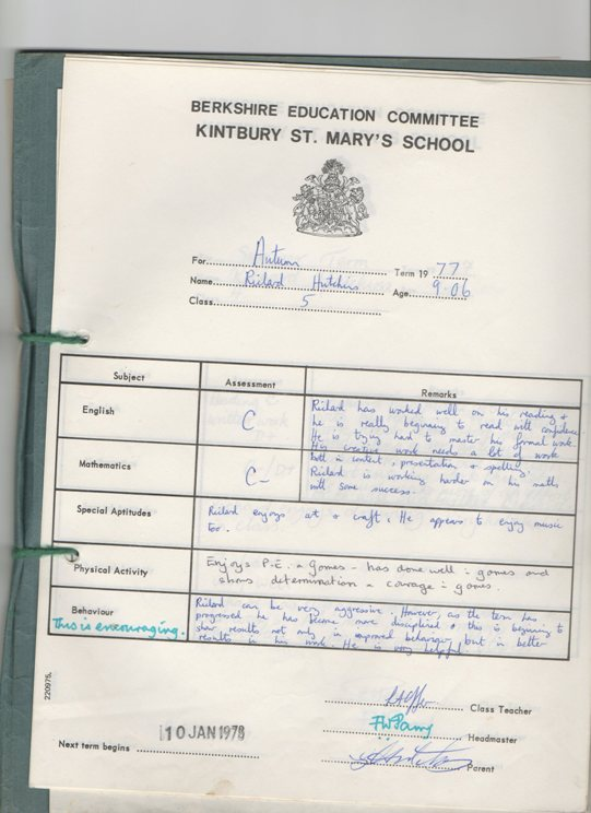 richard-school-report-autum-1977-kintbury