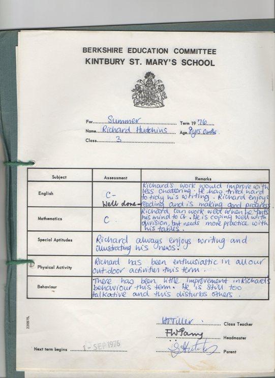 richard-school-report-summer-1976-kintbury