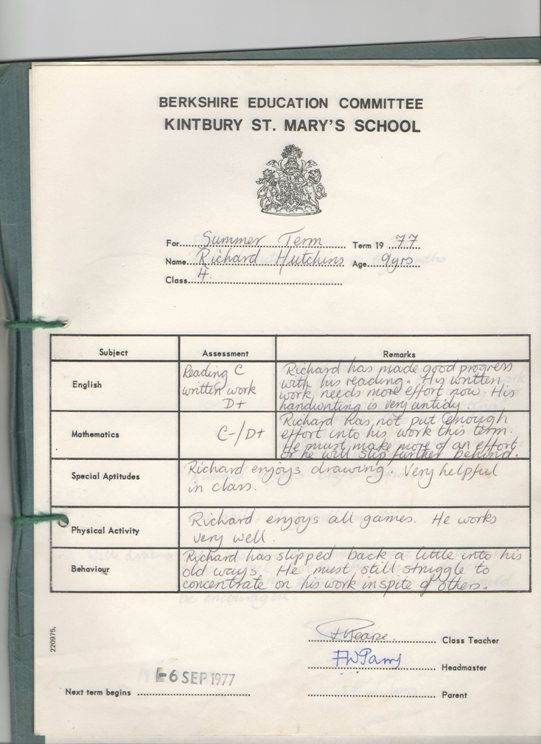richard-school-report-summer-1977-kintbury3