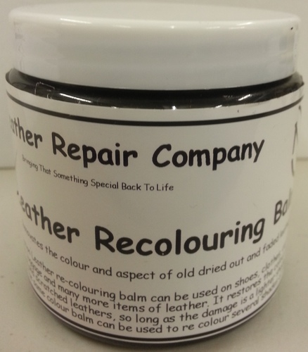 Leather Re-Colouring Balm Cream Colour Restoration | Nutty Group Of ...