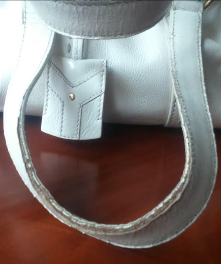 Handbag Edage Repair damaged
