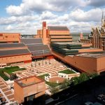 British Library Outside