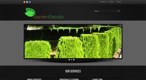 Garden Details