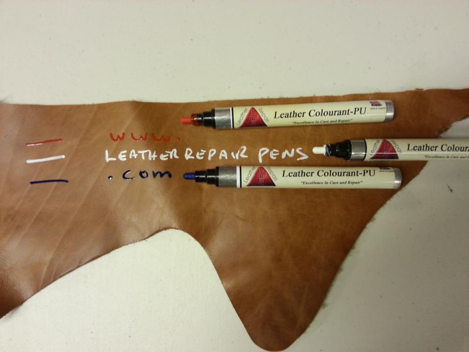 Leather Repair Pens – Leather Touch Up Pens