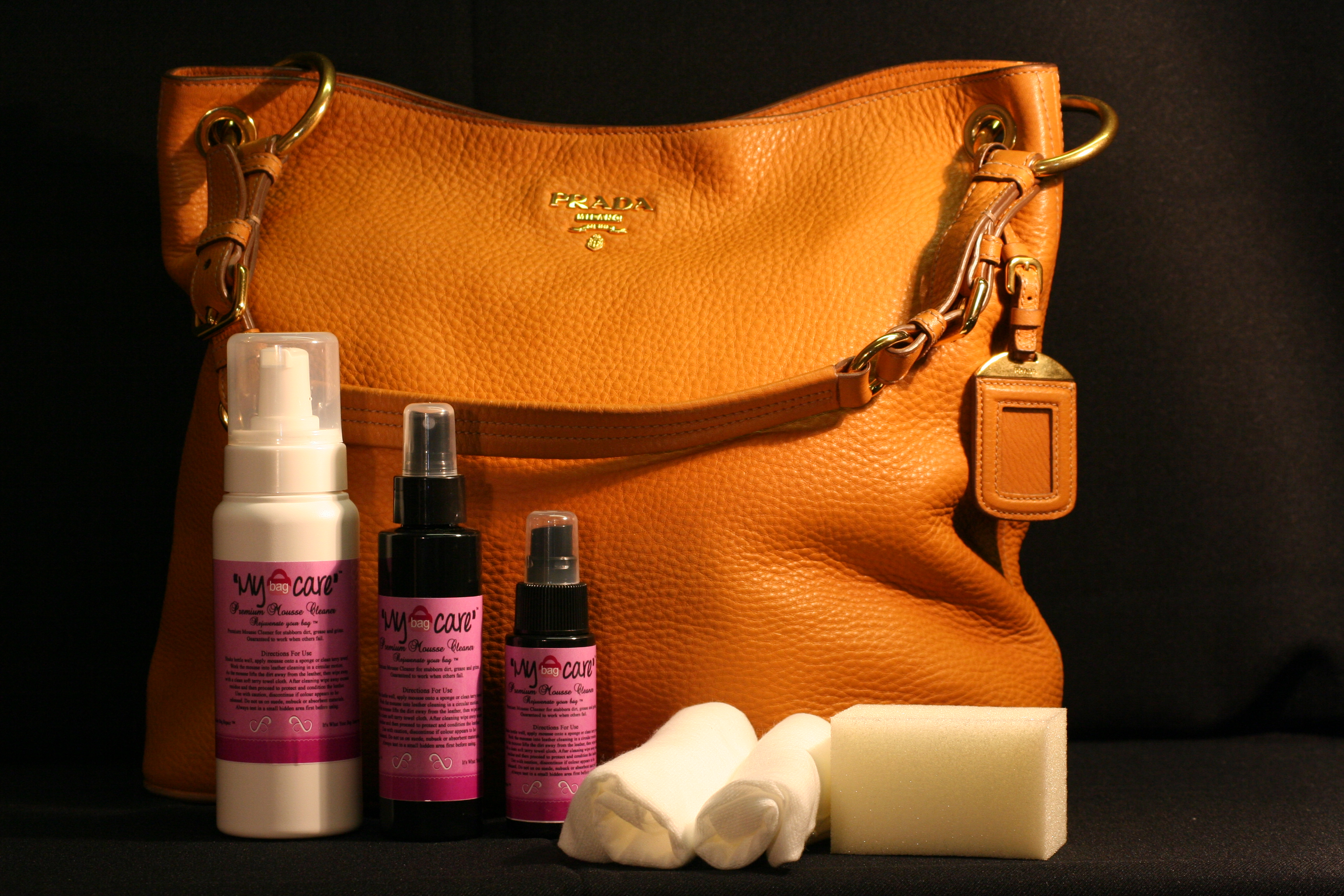 Handbag Care Products