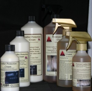 Leather Repair Company Premium Leather Cleaner