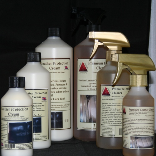 Leather Repair Company Premium Leather Cleaner