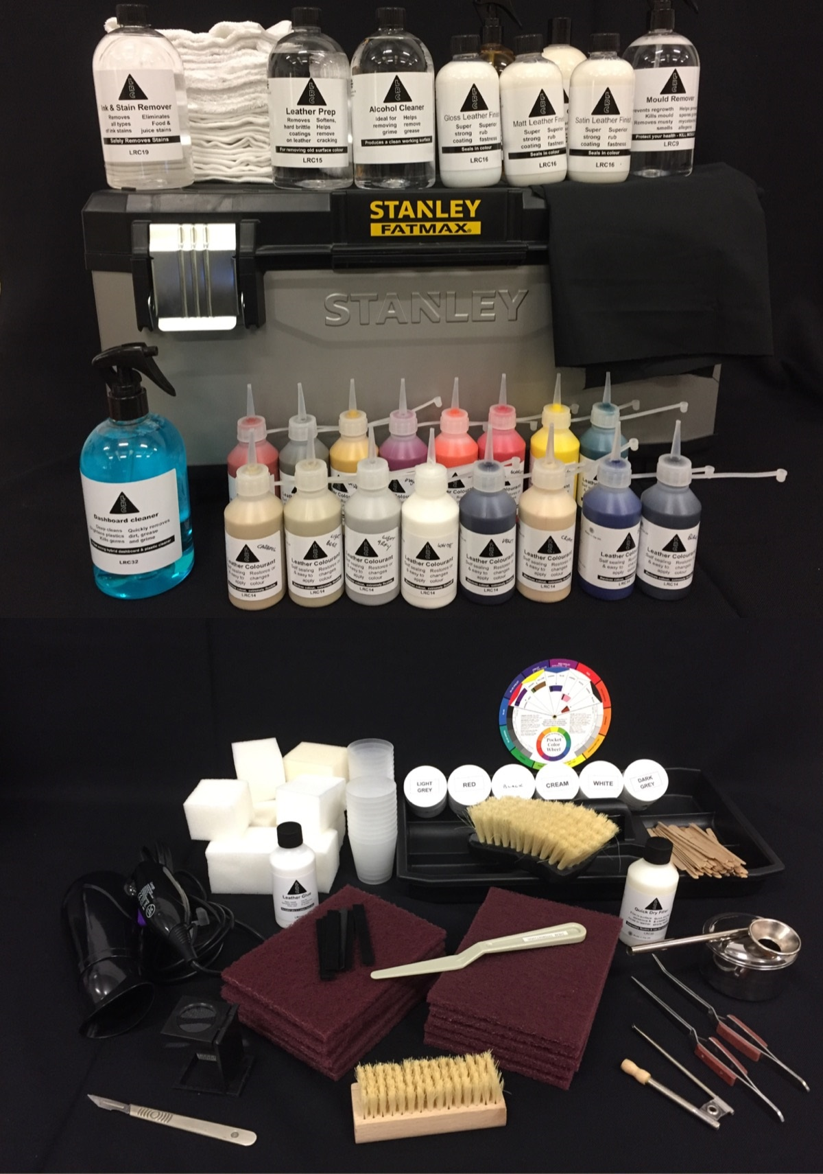 Detailers Leather Course and Kit