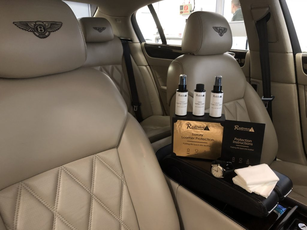Luxury watch care kits for your luxury cars
