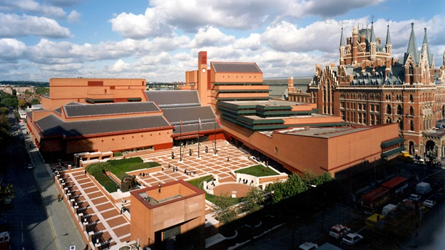British Library London Refurbishment